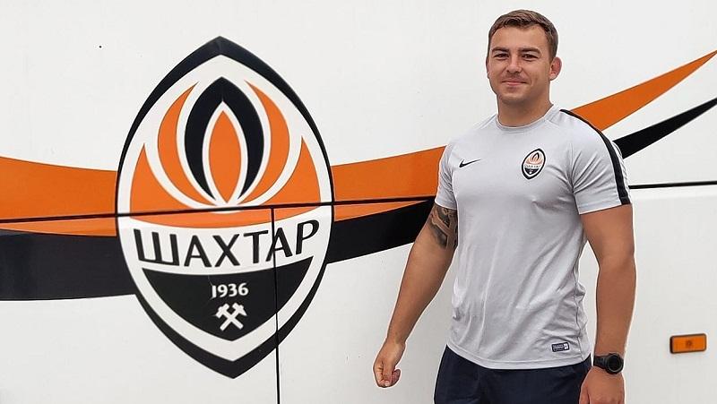Артём Кулик: из регбиста в тренеры донецкого «Шахтёра»