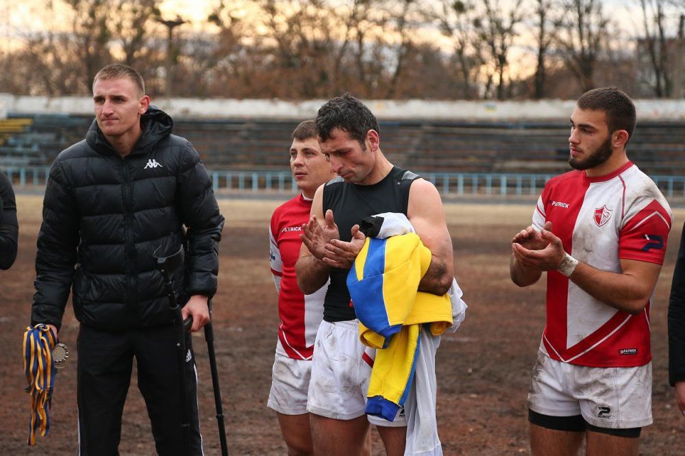 «Олимп» - «КРЕДО-1963». Фото-отчёт. Финал. Чемпионат Украины. 2015
