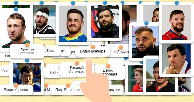 Тест: Лица чемпионата России. Игра II