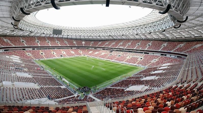 России могут предоставить в пользование стадионы Чемпионата мира по футболу