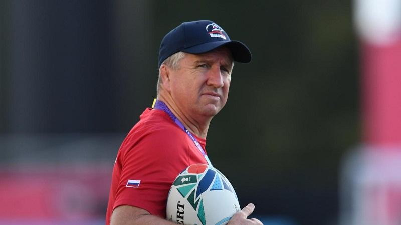 Лин Джонс останется у «руля» сборной России ещё на два года