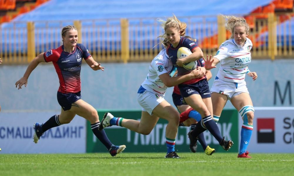 Женская сборная России разгромила Италию и стала на шаг ближе к Олимпиаде-2020