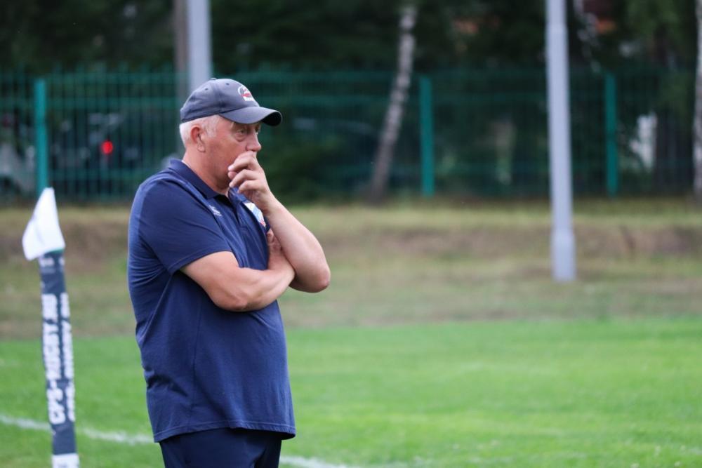Николай Неруш: «Невозможно почти весь тайм играть в меньшинстве»