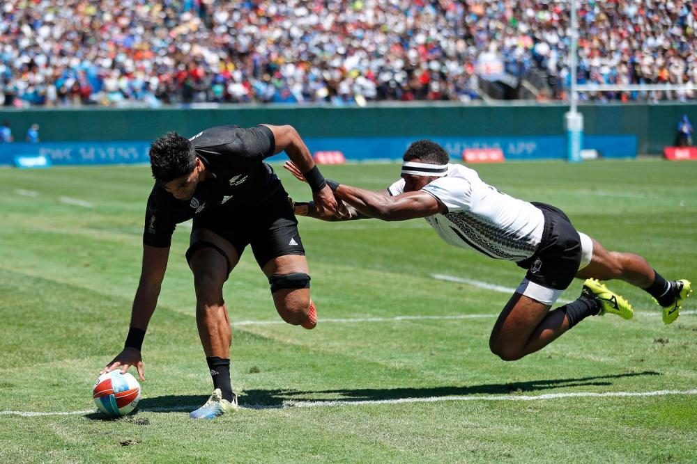 Новая Зеландия обыграла Англию и снова стала чемпионом мира по регби-7