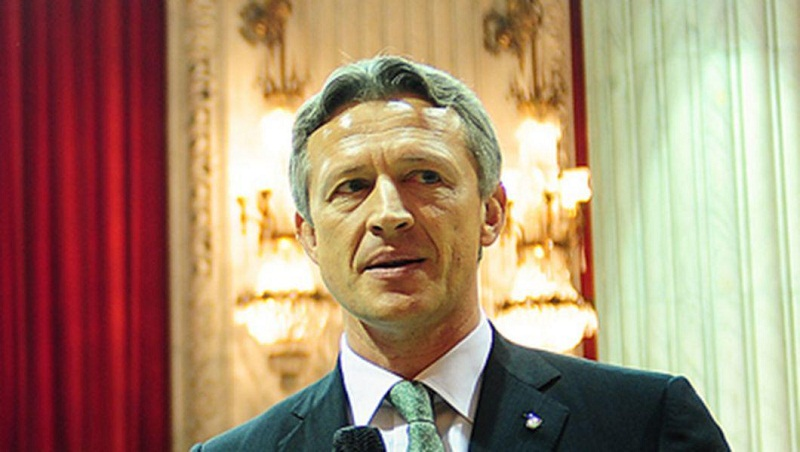 Октавиан Морариу переизбран президентом Rugby Europe на третий срок