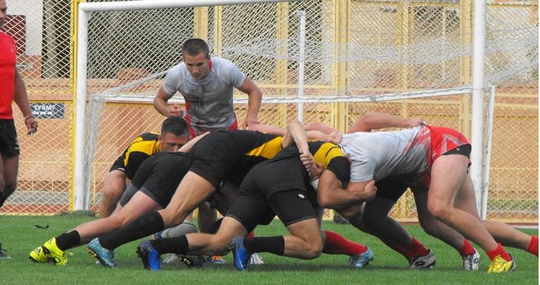 В Одессе стартует Чемпионат Украины по регби-7