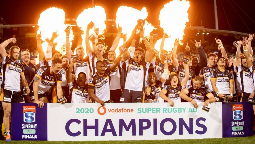 Супер Регби Австралия: Галопом по сезону