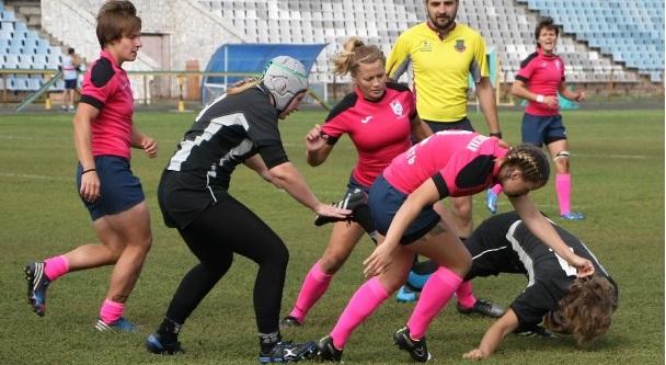 Женское регби в культурной столице