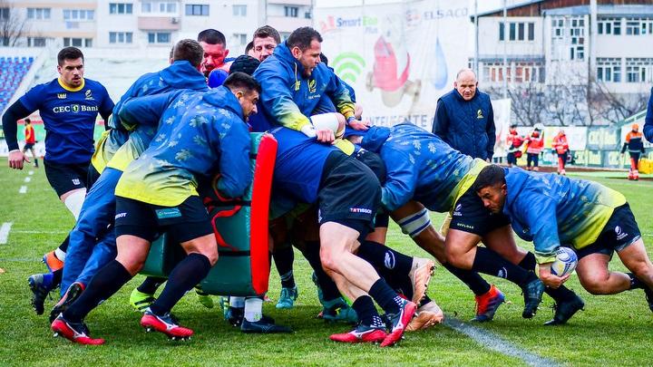 Сборная Румынии начала подготовку к доигровке Чемпионата Европы 2020
