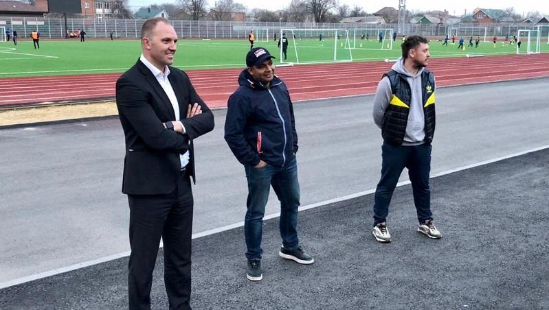В Таганроге появится новый клуб