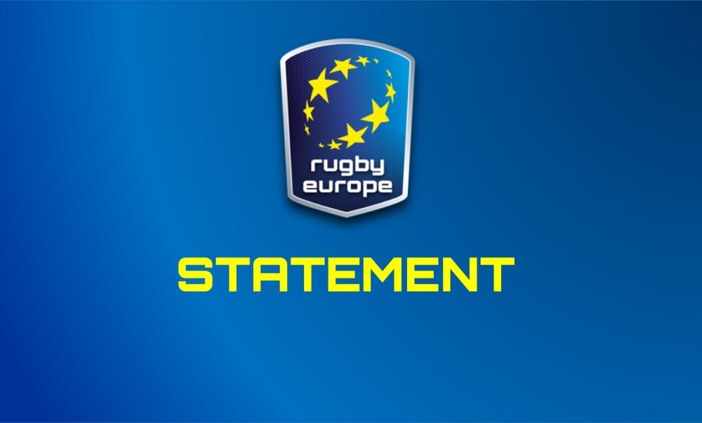 Rugby Europe остановила проведение всех турниров на неопределенное время