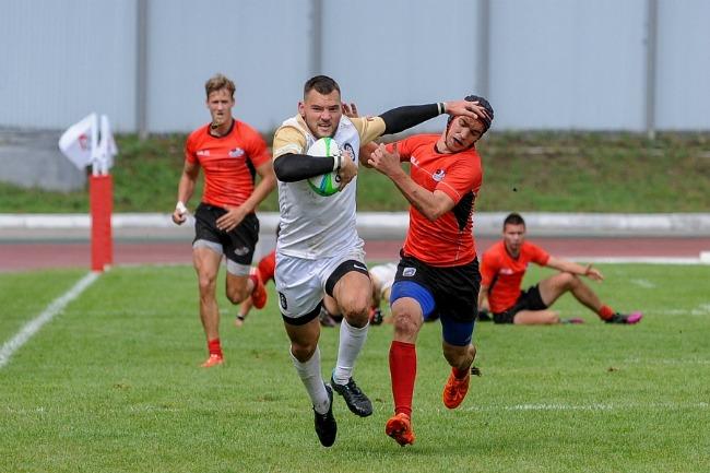 Первый тур чемпионата России по регби-7 среди мужчин пройдет в Пензе