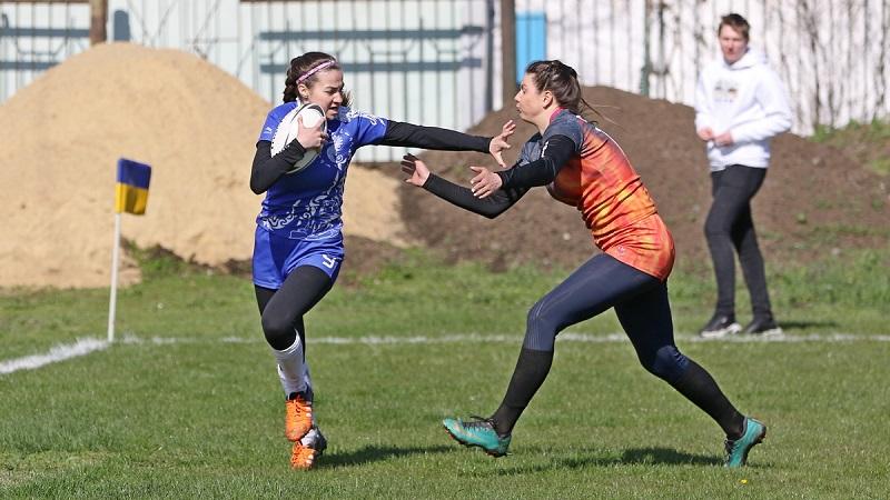 Женская сборная Одессы сделала очередной шаг к чемпионству