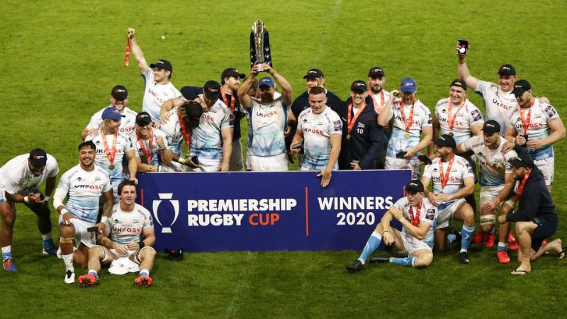 «Сейл Шаркс» вырвали победу у «Куинс» в финале Кубка Премьершипа