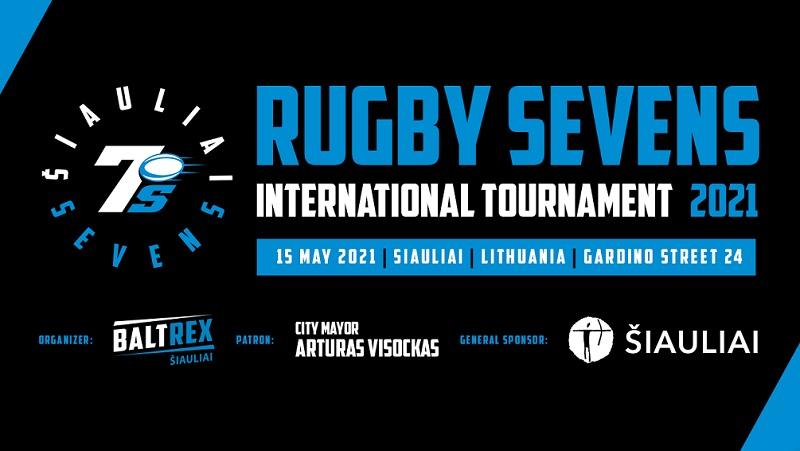Сборная Украины по регби-7 сыграет на международном турнире в Литве