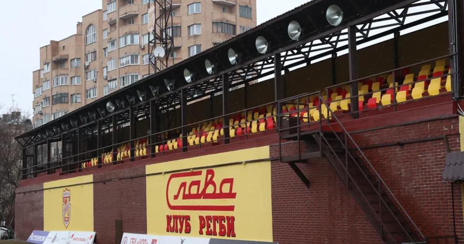 Торжественное открытие стадиона «Слава» после реконструкции :      Стадион Слава (с)Анастасия Осипова
