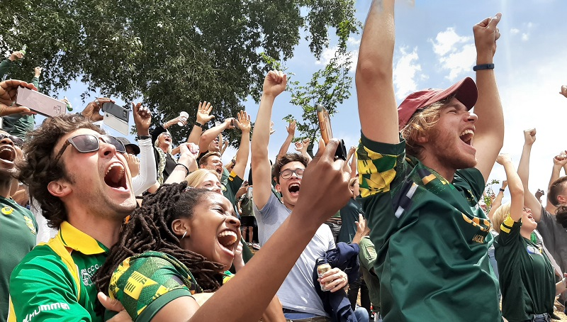 В Южной Африке впервые за полтора года пустят зрителей на стадионы
