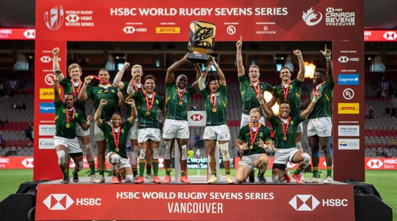 Новый сезон Мировой серии стартовал с победы ЮАР