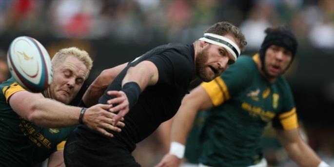 В игре с «Олл Блэкс» сборная ЮАР установила собственный антирекорд