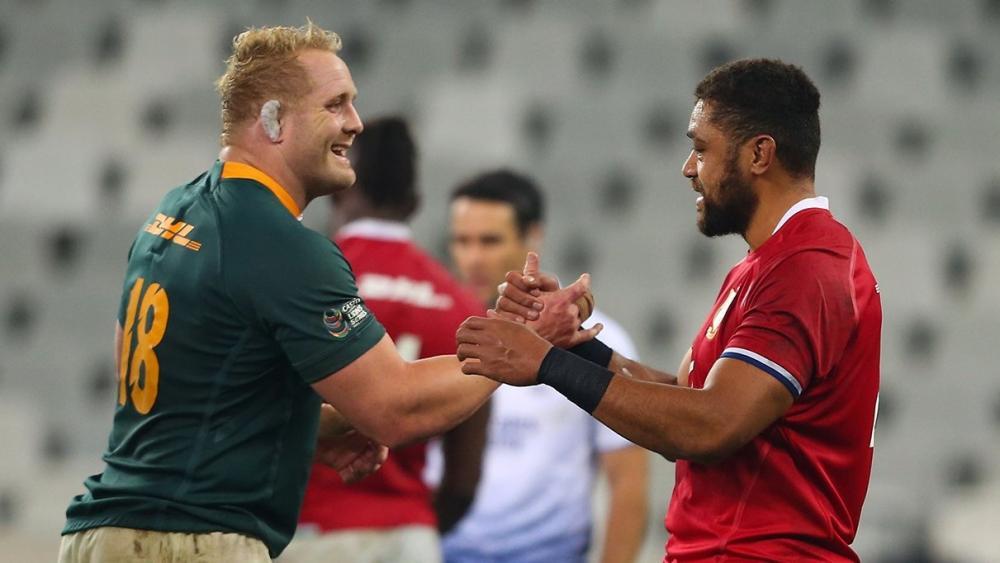 Победа ЮАР над «Львами» понижает имидж регби?