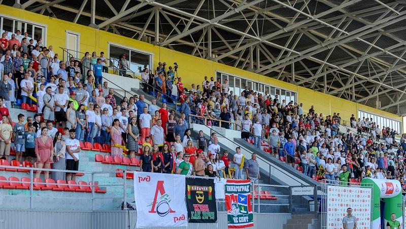 Пензенским болельщикам разрешили вернуться на стадионы