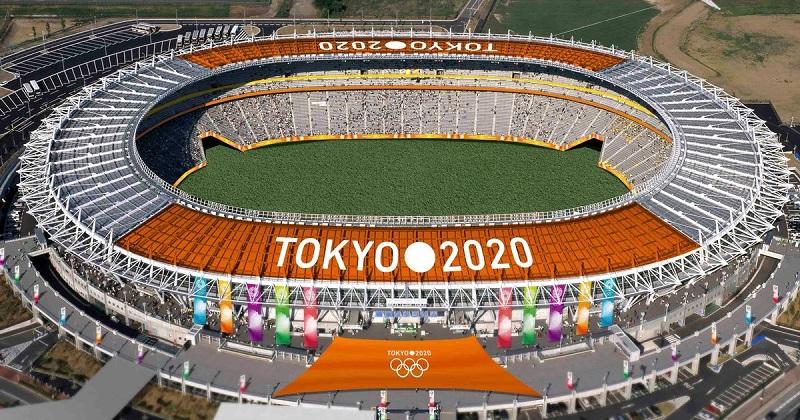 В Токио представили проект «Национального» стадиона