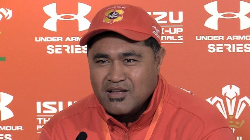 Сборная Тонга вернула главного тренера, от которого избавилась после Кубка мира 2019