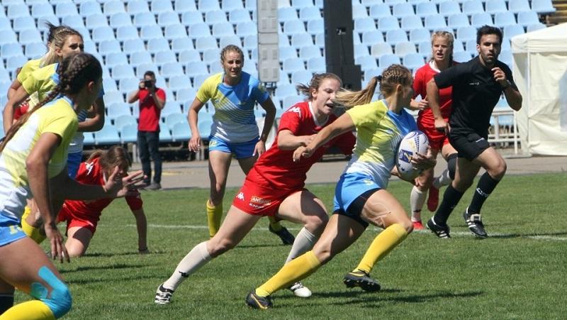 Женскую сборную Украины по регби-7 ждут в Турции