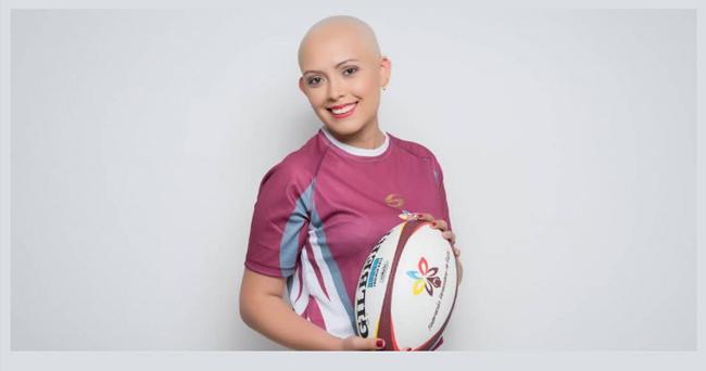 Вирджиния Варела: победить рак при помощи регби