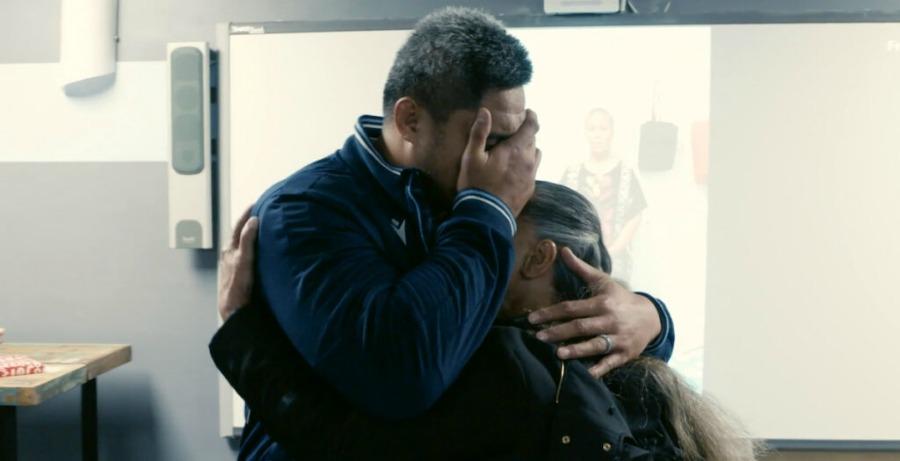 «Кардифф Блюз» подарили Нику Уильямсу встречу с родственниками на Рождество