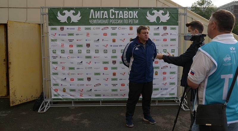 Вячеслав Шалунов: «С «Красным Яром» будем играть на победу»