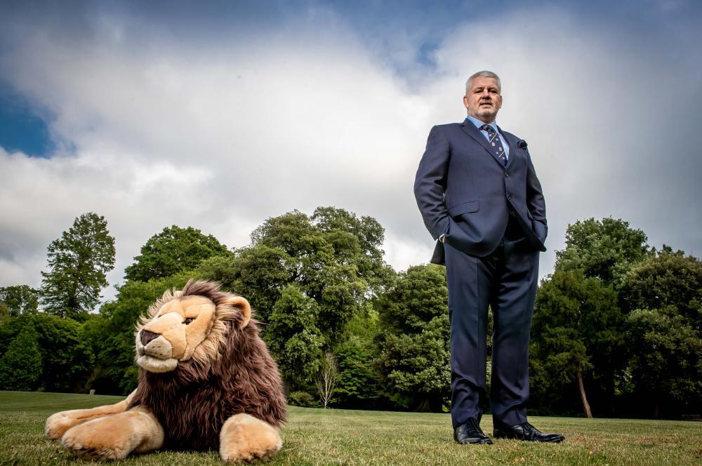 Уоррен Гетленд возглавит «Британских и Ирландских Львов»