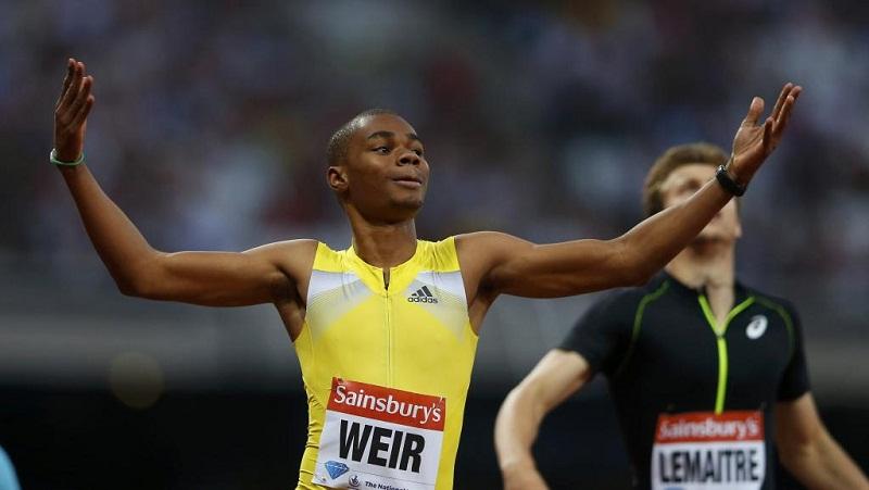 Известный ямайский легкоатлет может сыграть на Кубке мира по регби-7